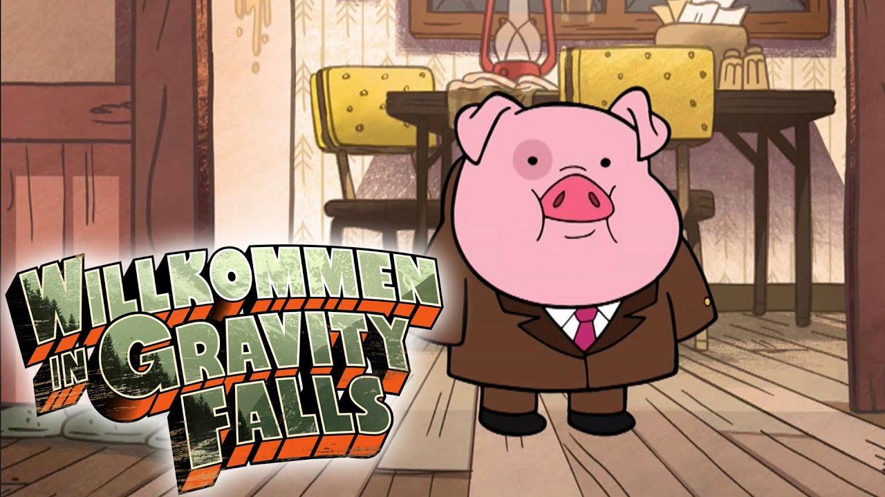 Schwabbel Gravity Falls