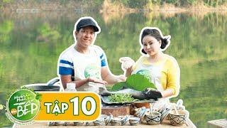 Muốn Ăn Phải Lăn Vào Bếp Tập 10 - Trường Giang