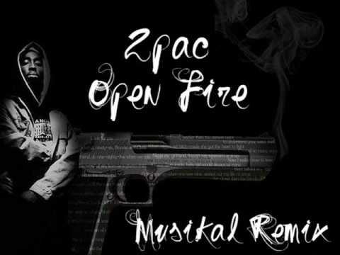 2pac - Open Fire