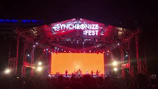 Barasuara - Seribu Racun (Live at Synchronizefest 2019)