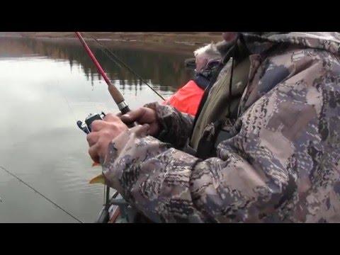 рыбалка и охота на ангаре видео