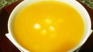 Butternut Squash Porridge (hobakjuk:호박죽)