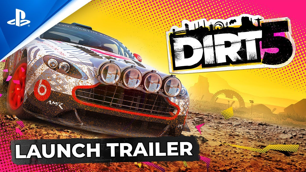 DIRT 5 - Launch Trailer | PS4