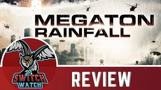 Megaton Rainfall Nintendo Switch Review-FLYING FPS
