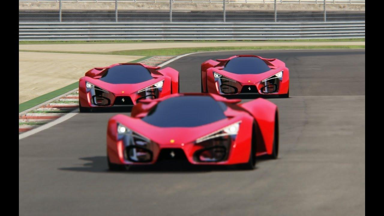 Image Result For Ferrari F Concept
