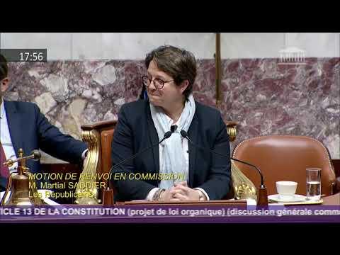RAP COM DES LOIS 23 janvier 2019