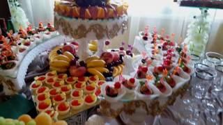 Свадебный фуршет от Feya decor.89647033868