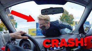 Von Auto angefahren ! 😟 mit VIDEOBEWEIS ! II RayFox