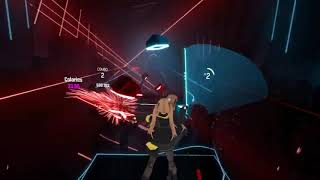 Yorushika - That's Why I Gave Up on Music (Beat Saber Map Attempt)