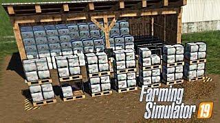 FARMING SIMULATOR 19 #27 - INIZIO A VENDERE 80 PALLET DI LANA w/Robymel81 - NF MARSCH ITA