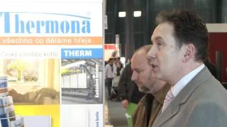 THERMONA na Stavebních veletrzích v Brně 2012