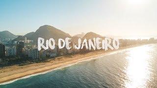 Rio De Janeiro Travel Film [4K]