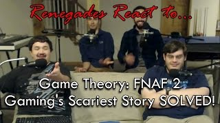 Renegades React to... Game Theory: FNAF 2, Gaming