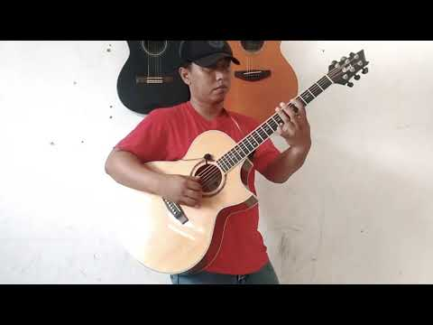 INDONESIA PUSAKA cipt. Ismail Marzuki.// (fingerstyle cover)