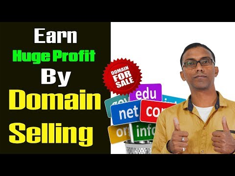 Earn money Selling or Flipping Domains | Become a Domain Reseller | Domains बेच कर लाखो कमाईये