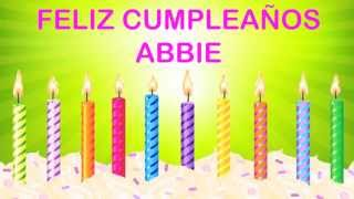 Abbie   Wishes & Mensajes - Happy Birthday