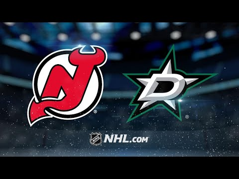 Strong 2nd period helps Stars take down Devils, 4-3