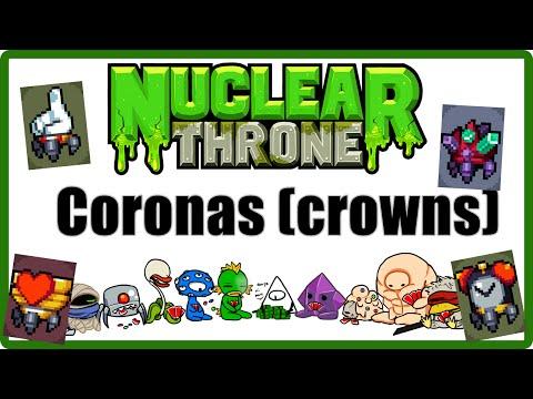 CORONAS  | Nuclear Throne - Español/Guía