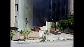 احتراق مقر إقامة الجامعية   الدعارة ب : البوني - Annaba - 1