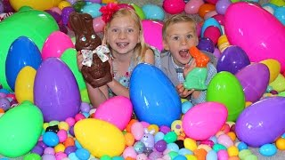 24 hours with 5 kids on easter