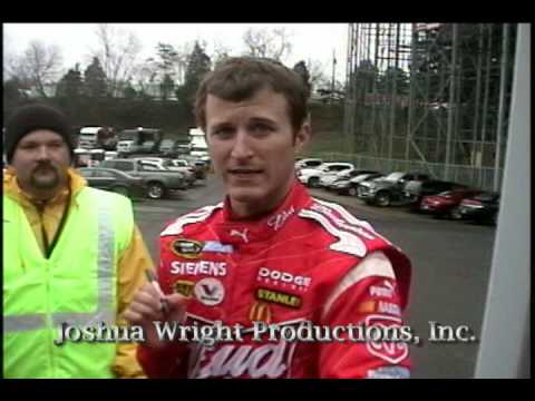 The Most Confusing Kasey Kahne Interview Ever