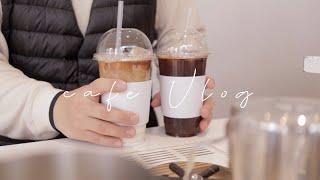 아야커피 영업 마지막 날   cafe vlog   카페…