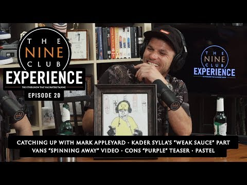 The Nine Club EXPERIENCE | Episode 20 - Mark Appleyard