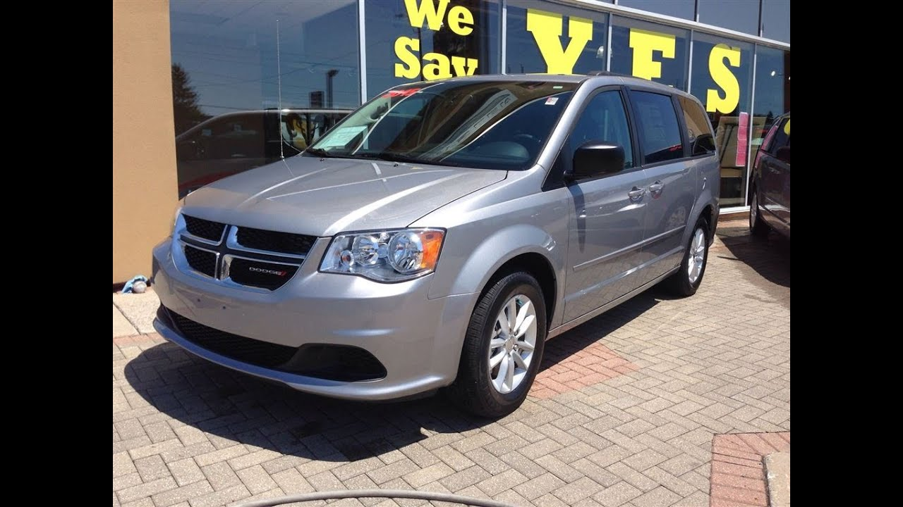 2015 dodge grand caravan sxt plus silver kingston ontario youtube. Black Bedroom Furniture Sets. Home Design Ideas