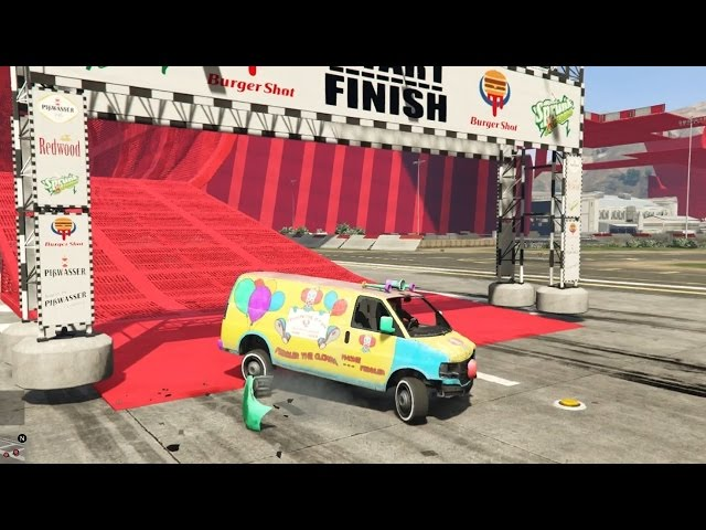 VIEZE VUILE FAKZAK! (GTA V Online Funny Races)
