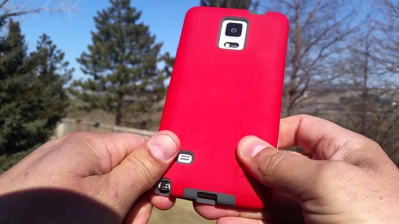 Samsung Galaxy Note 4 - Cellairis 3 Layer Case Protection