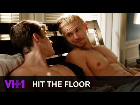 Jude & Zero Talk About Their Kiss & Get Steamy in the Bedroom | Hit The Floor