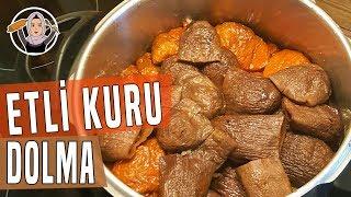 Etli Kuru Dolma Tarifi-Lezzetine doyulmuyan bir yemek-Hatice Mazi-