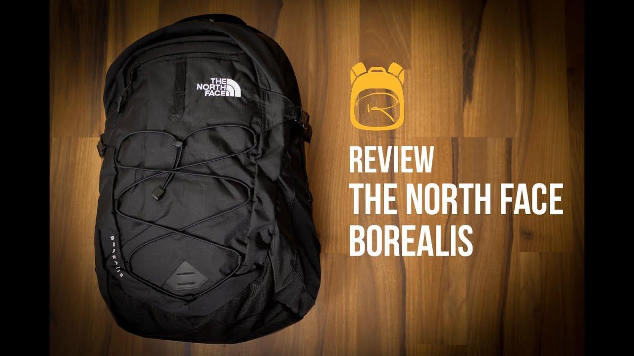4503ed71ca North Face Borealis - Review auf Deutsch - Testbericht - YouTube