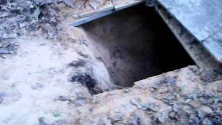 Underground Fort Part 4