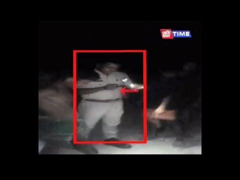ঘটনা স্থলিত আঁচিল আৰক্ষী মোবাইল টিপি On the nxt day of incident, police seen running hither& thither
