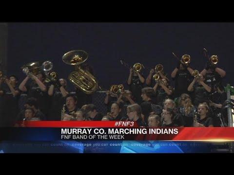 2017 Week 10: Murray County High School