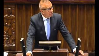 Adam Abramowicz - wystąpienie z 11 czerwca 2015 r.