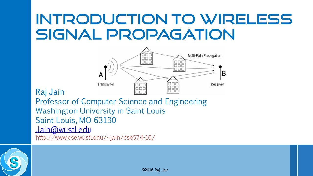 Mimo Wireless Signal Diagram Wiring Bots Introduction To Propagation Part 5 Ofdm Solar System