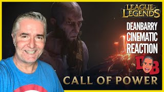 Ryze: Call of Power Cinematic - League of Legends REACTION