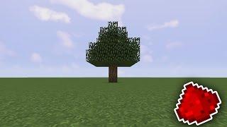 Secret Tree Base Entrance Tutorial!