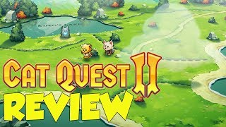 Cat Quest 2 Review (Video Game Video Review)