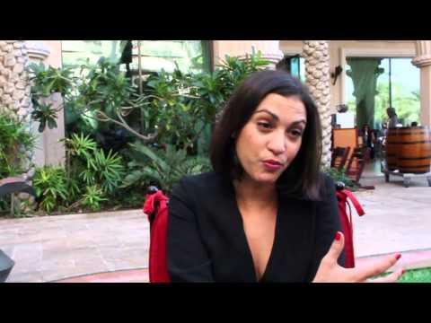DIFF'13 Interviews: Morjana Alaoui