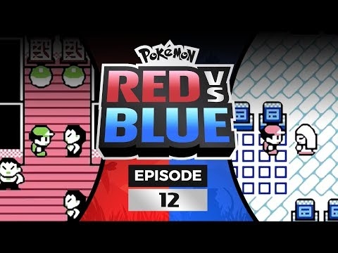 Pokemon Red and Blue Versus - EP 12 | ANOTHER ONE!