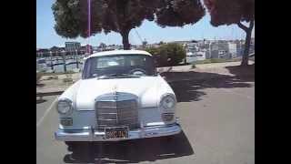 1965 Mercedes 190Dc