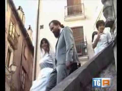 28072013 TGR Basilicata Provincia di Potenza Basilicata Factory a Rivello rivive il matrimonio anni