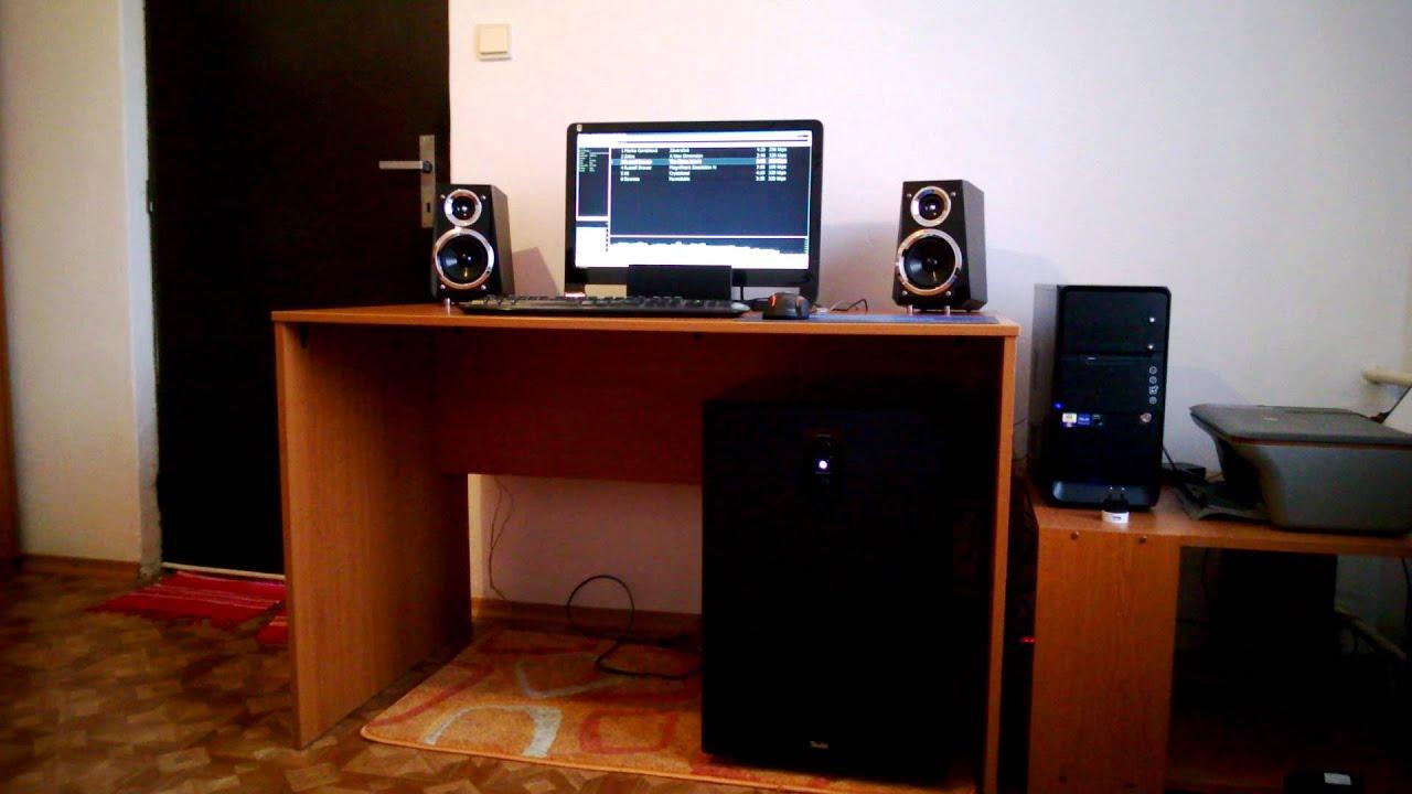 teufel concept e 450 speakers upgrade youtube. Black Bedroom Furniture Sets. Home Design Ideas