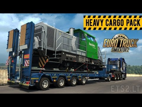 Scania R580 - Heavy Cargo