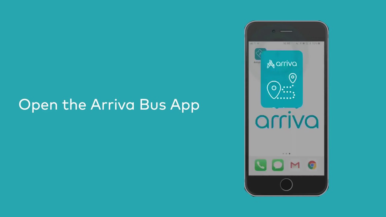Download the Arriva Bus App | Usage Guidelines - Arriva Buses
