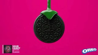 The imfamous sour candy x oreo commercial