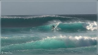 North Shore, Val's Reef, Sunset Beach, Oahu, Hawaii - High Surf Advisory :) thumbnail